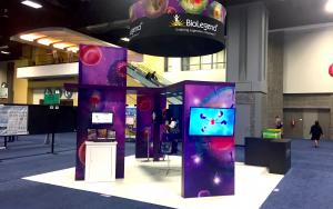 BioLegend 20 x 20 Exhibit at AAI 2017 in Washington D.C.