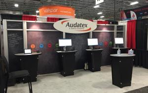 Audatex 10 x 20 Exhibit at Northeast Autobody 2016, Secaucus, New Jersey