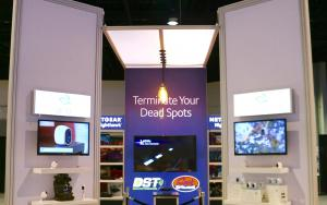 NETGEAR 20 x 20 Exhibit at Best Buy Leadership 2015 in Atlanta, Georgia