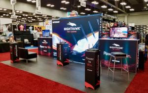NETGEAR 10 x 20 Exhibit at SXSW Gaming Expo 2018 in Austin, Texas