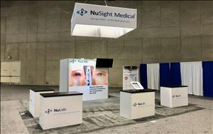NuSight Medical 20x20 Exhibit at ASCRS 2019 in San Diego, California