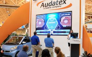 Audatex 30 x 50 Exhibit at NACE 2012 in New Orleans, Louisiana