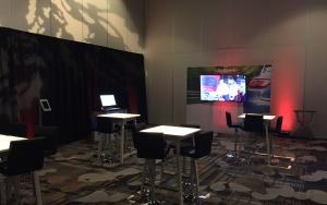 Audatex Product Demo Suite at NACE 2016 in Anaheim, California