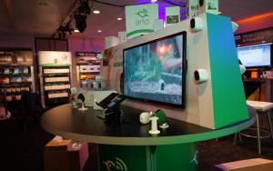NETGEAR 40 x 40 Product Demo Showroom at CES 2016 in Las Vegas, Nevada
