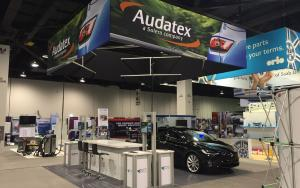 Audatex 20 x 20 Exhibit at NACE 2016 in Anaheim, California