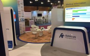 Amicus 20 x 20 Exhibit at ACMG 2017 in Phoenix, Arizona